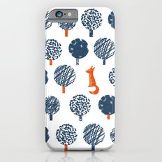 Lost in the Woods ( a Fox adventure) iPhone 6s Slim Case