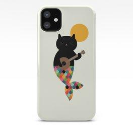Purrmaid iPhone Case