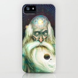 Mindfulness iPhone Case