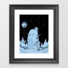 Quest Framed Art Print