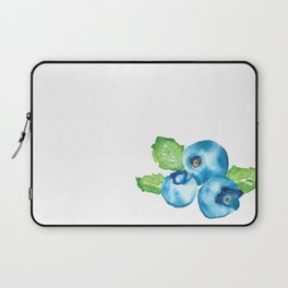 Watercolour Blueberry Laptop Sleeve