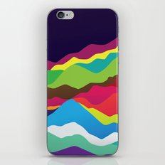 Mountains of Sand iPhone & iPod Skin