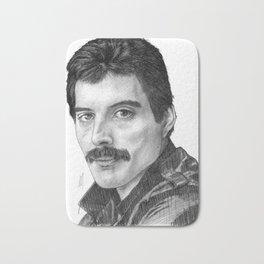 Freddie Portrait Bath Mat
