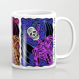Fire Demon Coffee Mug