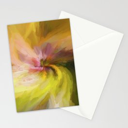Spring Twirl Impressions Stationery Cards