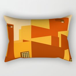 [INDEPENDENT] DADES HOTEL - FARAOUI & DE MAZIERES Rectangular Pillow