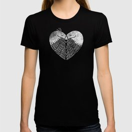 Love birds sitting on a tree T-shirt