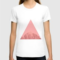 triangle T-shirts featuring Triangle by Jackson Todd