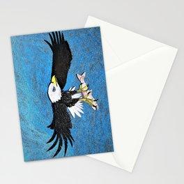 Regal Eagle Stationery Cards