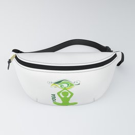 Relaxation Yoga Fanny Pack