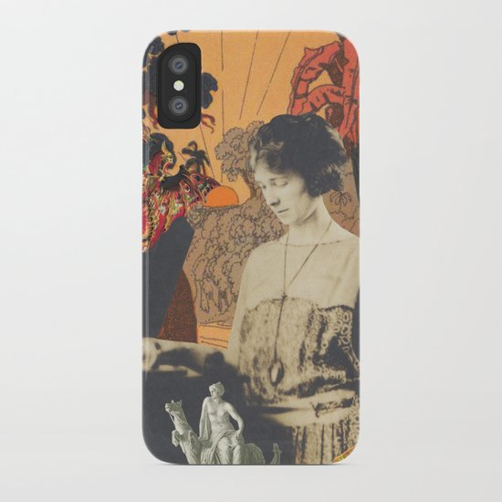 On the verge of outshining me? iPhone Case