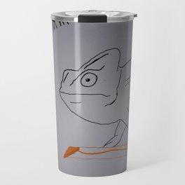 Thoughtful Cameleon Travel Mug