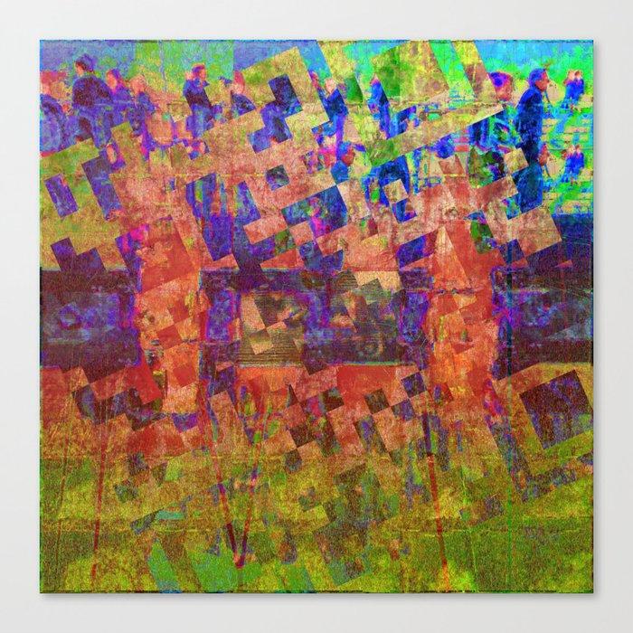 20180429 Canvas Print