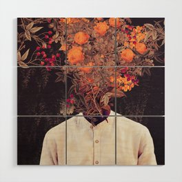 Bloom Wood Wall Art