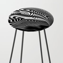 Ringworm Counter Stool