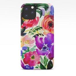 Bloom II iPhone Case