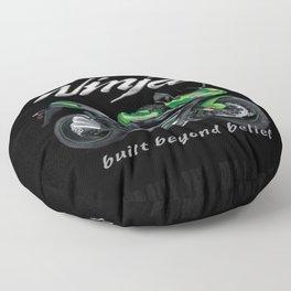 Ninja Accessories-Kawasaki Floor Pillow