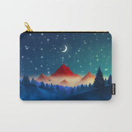 The last sunlight Carry-All Pouch