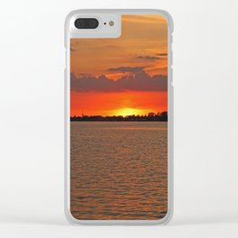 When All is Done Clear iPhone Case