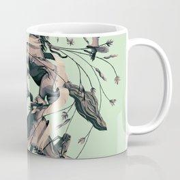 Horses and birds Coffee Mug