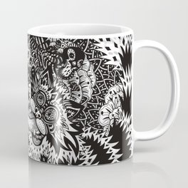 Domesticated (Afternoon in the Garden) Coffee Mug