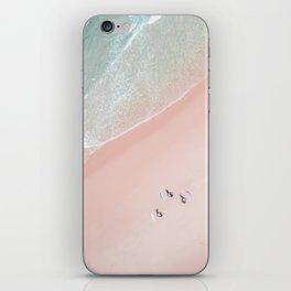 Surf Yoga II iPhone Skin