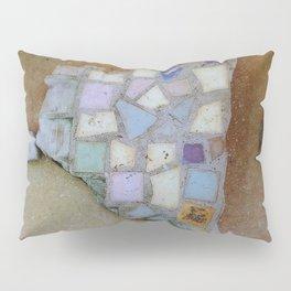 Mosaic Rocks Pillow Sham
