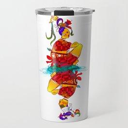 El Baile De Las Quimeras Travel Mug