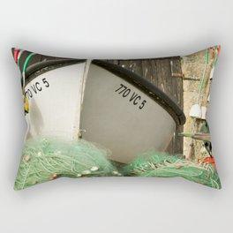 Fishing tackle VI Rectangular Pillow
