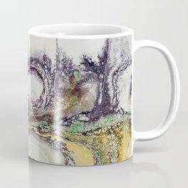 Weather cyclone, acrylic on canvas Coffee Mug