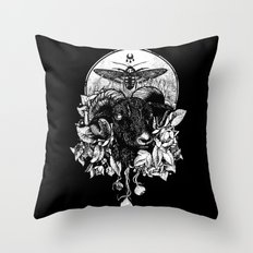 Krogl Throw Pillow