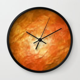 Ignition Cognition Abstract Wall Clock