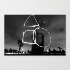The Equation Canvas Print