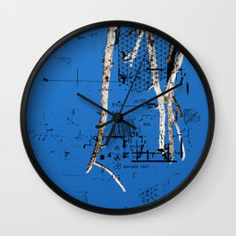 untitled 090317 3 Wall Clock