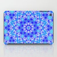 snowflake iPad Cases featuring Snowflake by Kimberly McGuiness