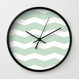 GG Waves Wall Clock