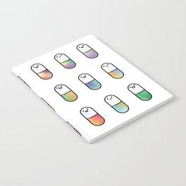 Happy Pills Notebook