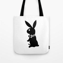 playboy horny rabbit  Tote Bag