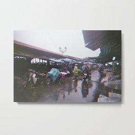 Colorful umbrella, Hoi An, Vietnam Metal Print