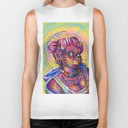 Be Out of this World, Space Babe Biker Tank