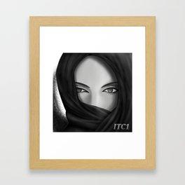 Inner Thirst Crew (ITC1) Framed Art Print