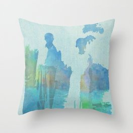 Great Grands Throw Pillow