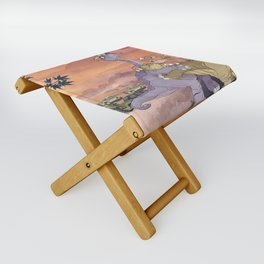 Great Valley Tours Folding Stool