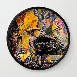 Nighthawk Wall Clock