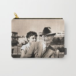FREDDIE KRUEGER IN ROMAN HOLIDAY Carry-All Pouch