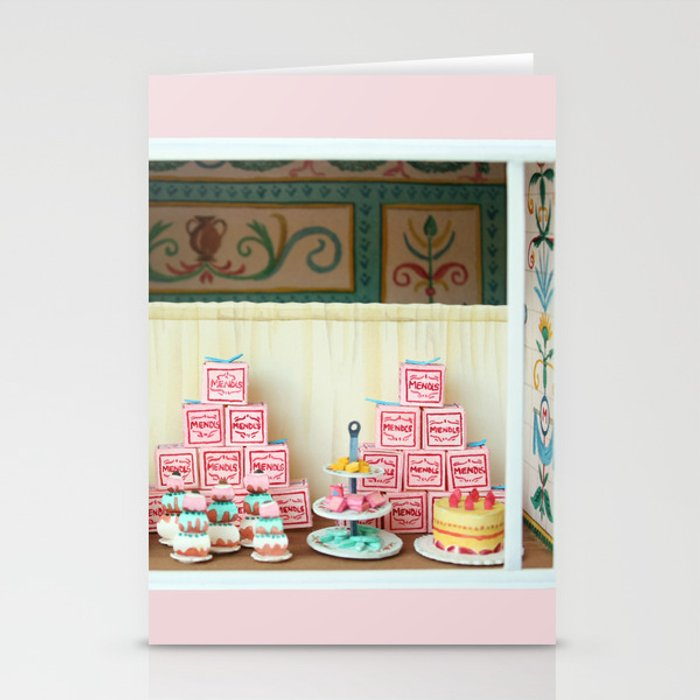 Mendl's Stationery Cards
