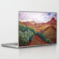 arizona Laptop & iPad Skins featuring Arizona by Tom Gregory Artwork
