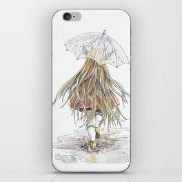 Little Monster iPhone Skin