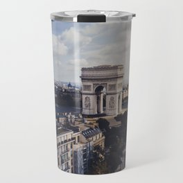 Arc De Triomphe, Paris Travel Mug