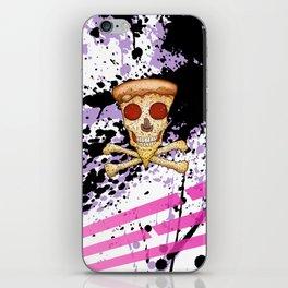 Skull Slice I iPhone Skin
